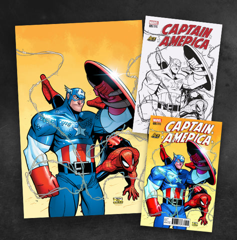 Captain America Bundle