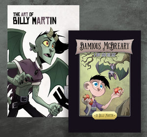 The Billy Martin Essential Book Bundle