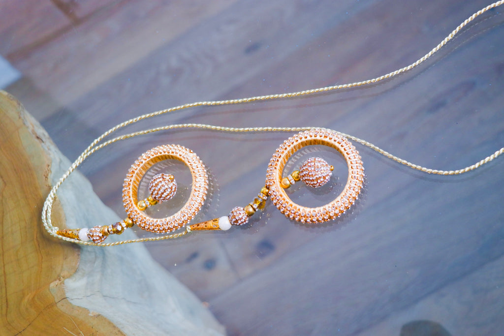 BANGLE DORI NECKLACE