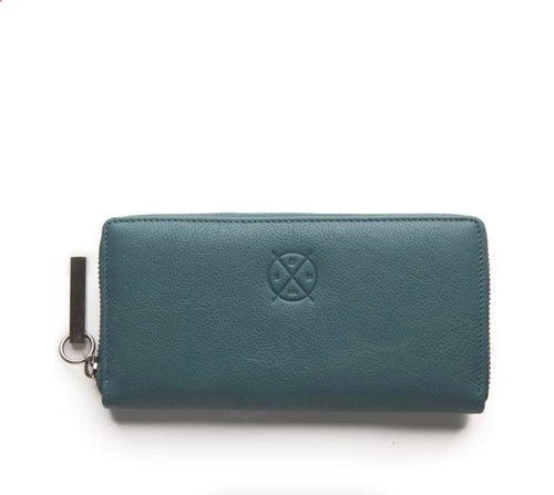 Christina Wallet Teal