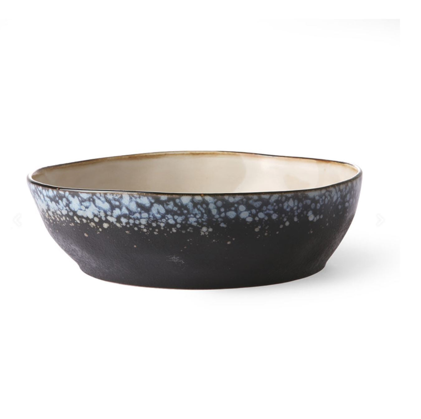 Ceramic 70s Pasta Bowl Galaxy