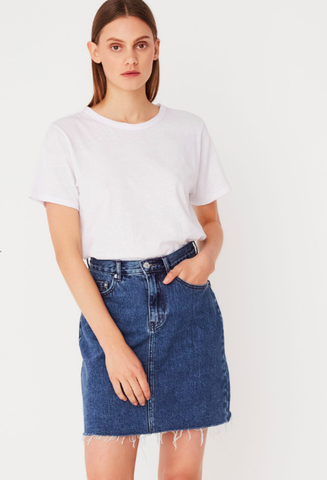 High Rise BF Skirt High Plains