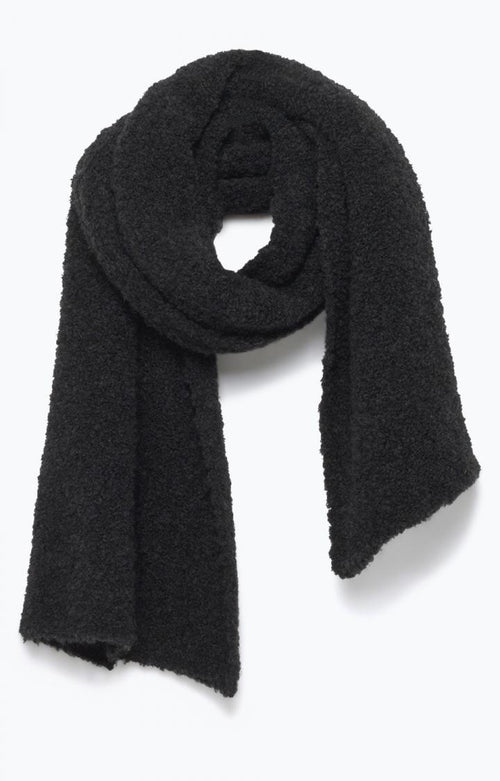 Kimosborow Charcoal Scarf