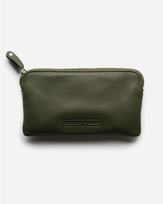 Lucy Coin Olive