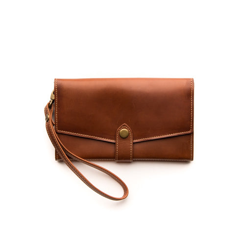 Sophie Wallet Classic Maple