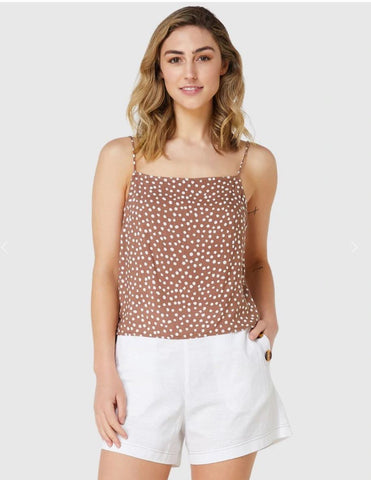 Dawn Square Neck Cami