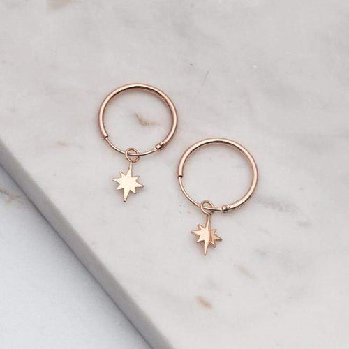 Celestial Star Sleepers Rose Gold