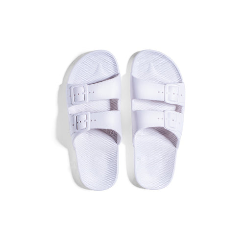 Kids Freedom Moses Slides White