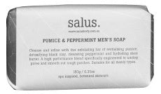 Pumice and Peppermint Mens Soap