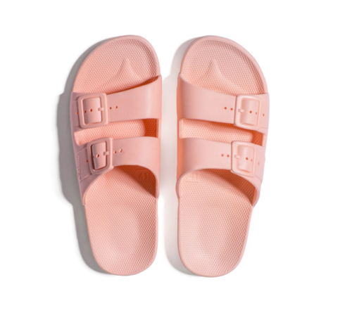 Kids Freedom Moses Slides Pink