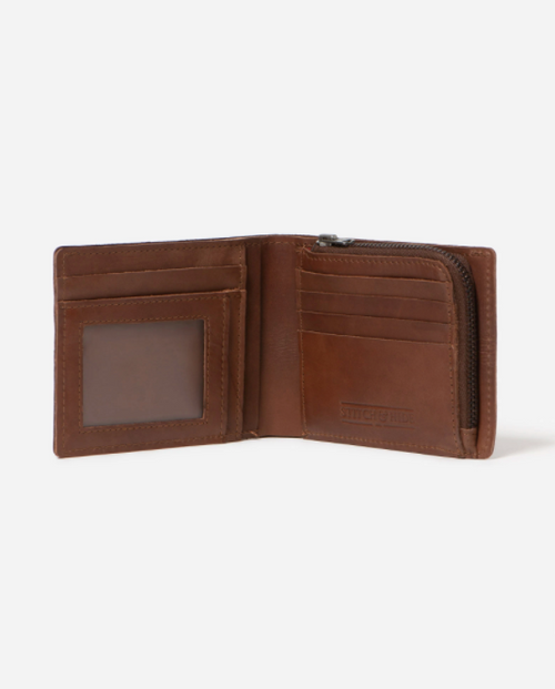 Billy Wallet Brown
