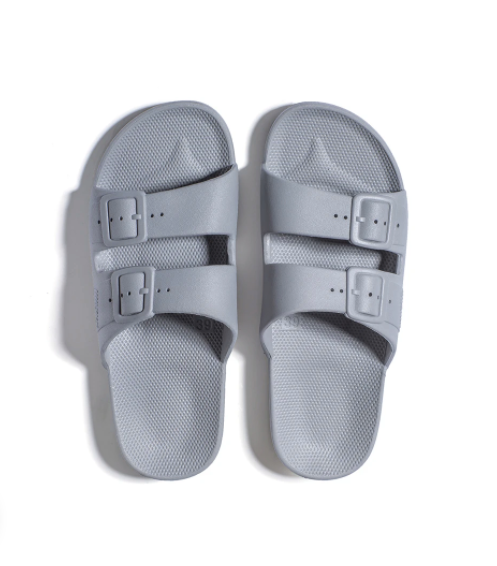 Freedom Moses Slides Grey