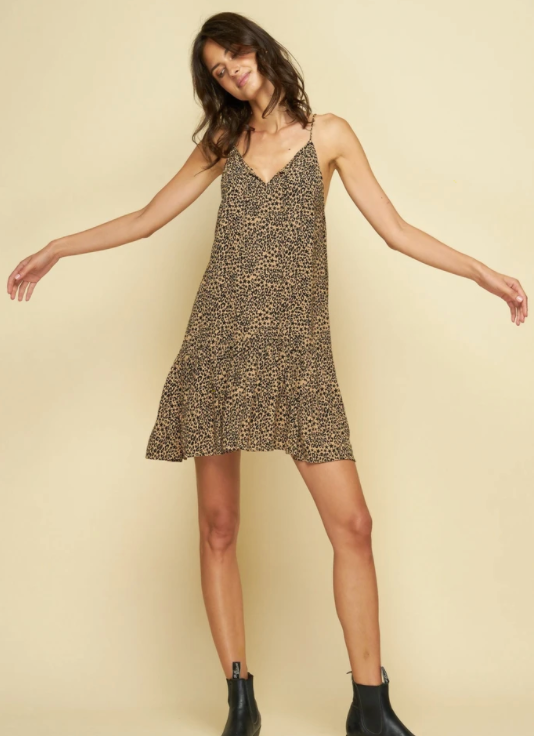 Sutton Mini Dress
