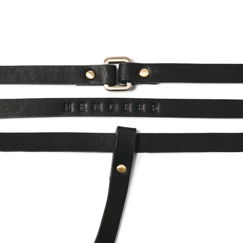 Day Tripper Carry Strap Black