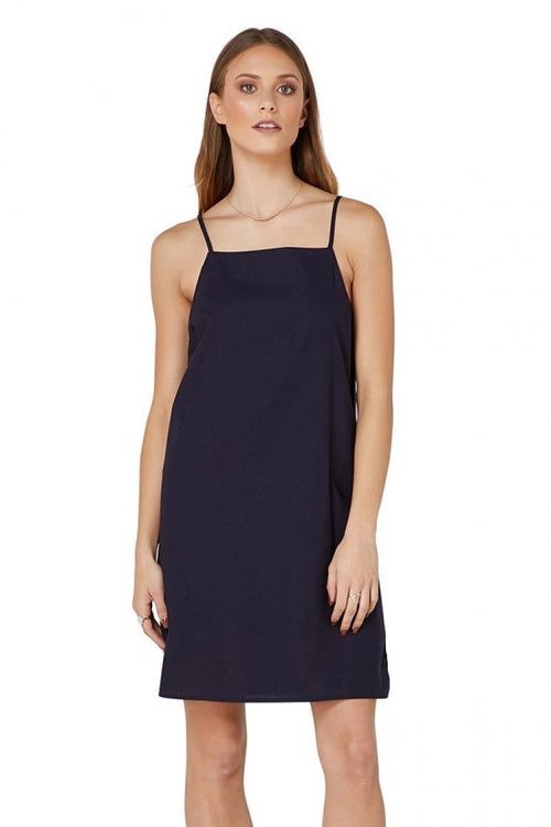 Alix Dress French Navy
