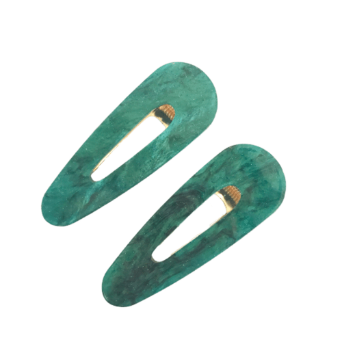 Amelie Teal Pair