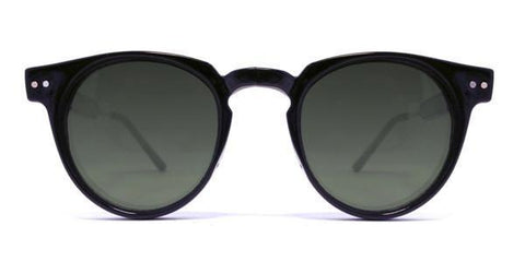 Trip Hop Silver Brown Sunglasses