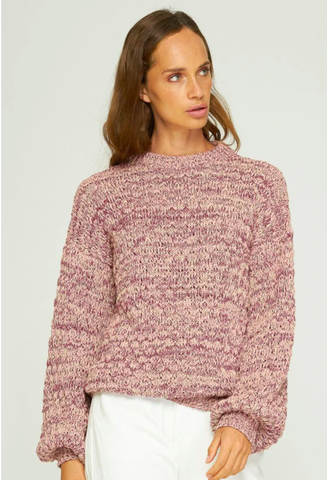 Willow Knit Purple Haze