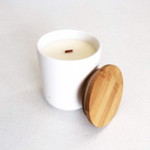 Hazelnut and Vanilla Candle
