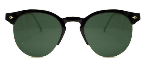 Teddy Boy Black Black Sunglasses