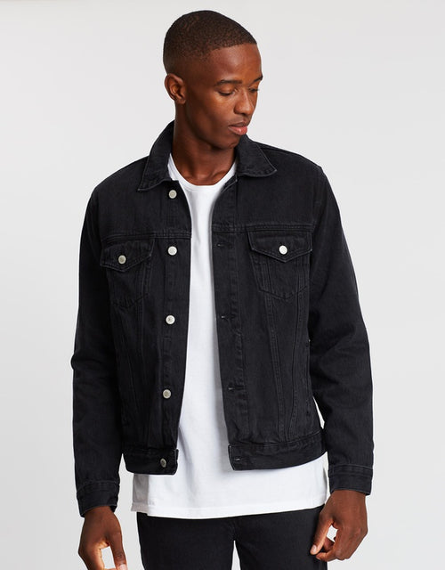 Mens Renton Jacket Black