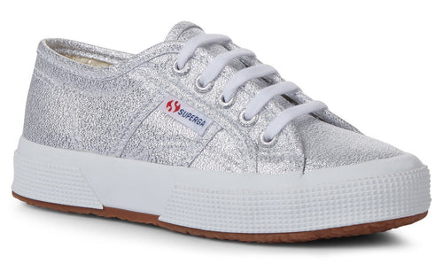 Kids Superga Silver