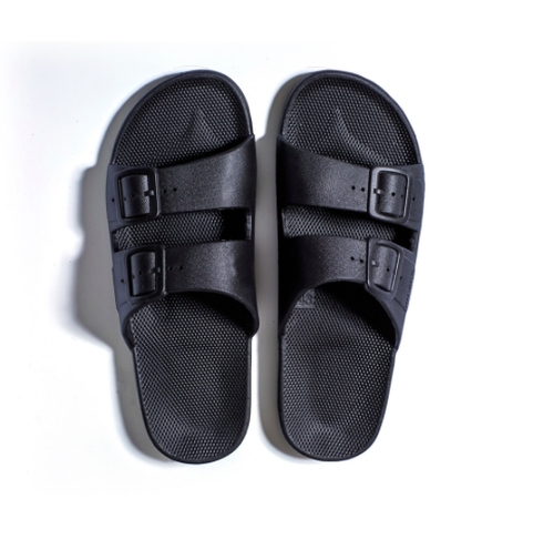 Freedom Moses Slides Black