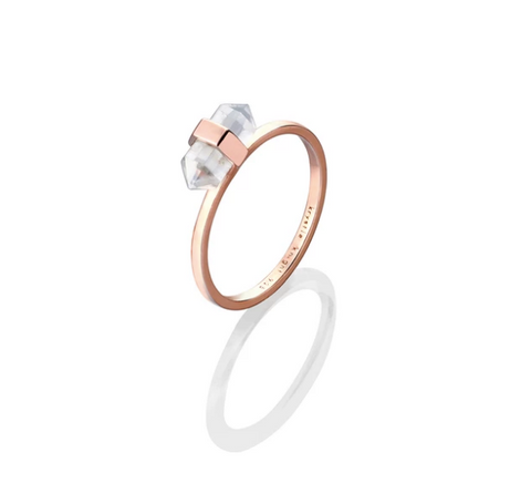 Horizon Studs AM RoseGold