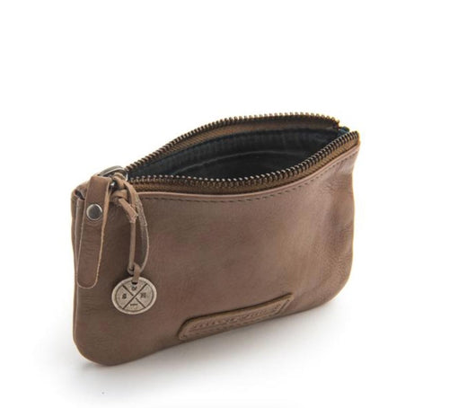 Shelly Pouch Taupe