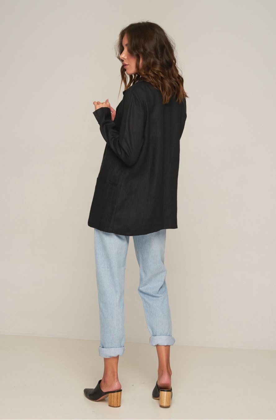 Surry Blazer Black