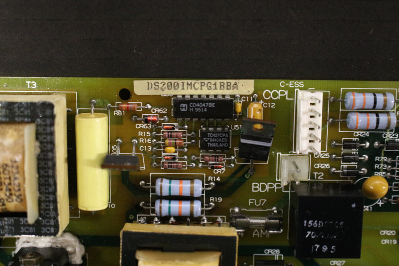 GE DS200IMCPG1B DS200IMCPG1BBA IAC2000I Power Supply Interface Board Mark V