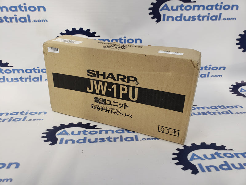 Sharp JW-1PU Power Supply Module New in Box
