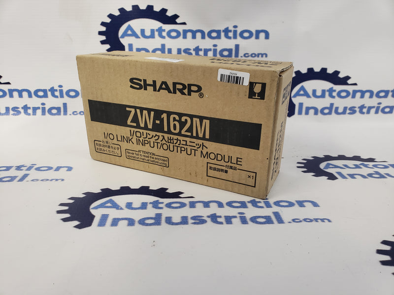 Sharp ZW-162M Link I/O Module New In Box