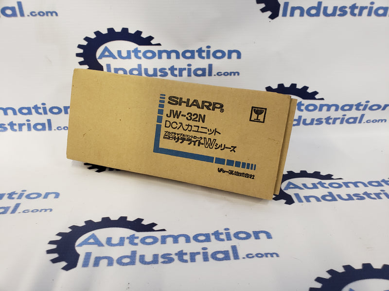 Sharp JW-32N 32 Point Input Module New In Box