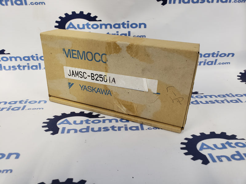 Yaskawa JAMSC-B2501A Memocon-SC Input Module New in Box
