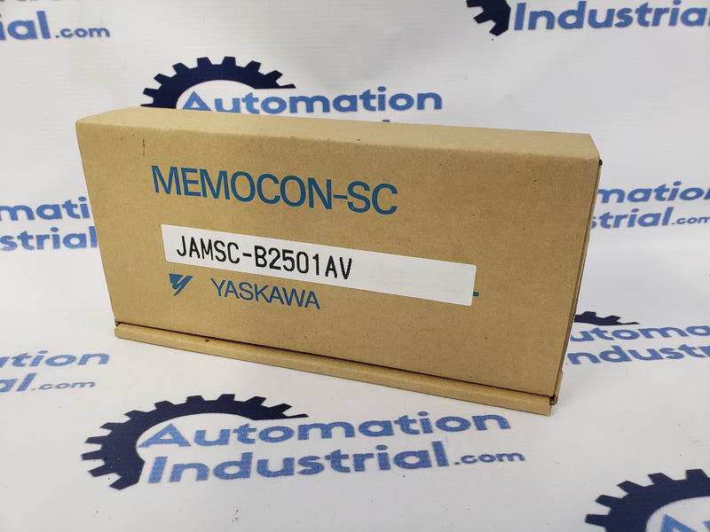 Yaskawa JAMSC-B2501AV Memocon-SC Input Module New in Box