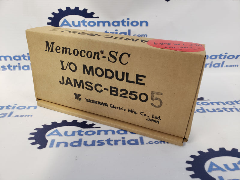 Yaskawa JAMSC-B2505 Memocon-SC Input Module New in Box