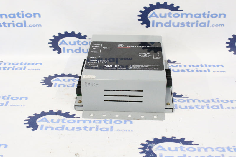 GE PLRPT1G02 Power Leader Repeater 24v