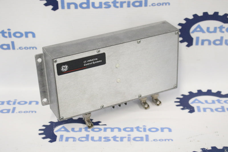 General Electric Industrial Control Systems 323A4747LMP1