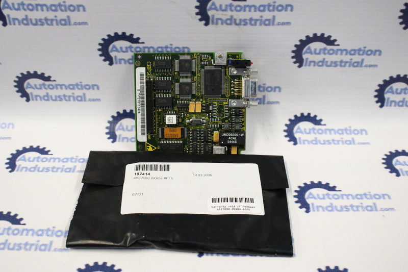 Siemens 6SE7090-0XX84-0FF5 PLC Communication board