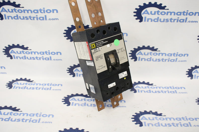 Square D KCP34200MT1212 200 AMP Circuit Breaker