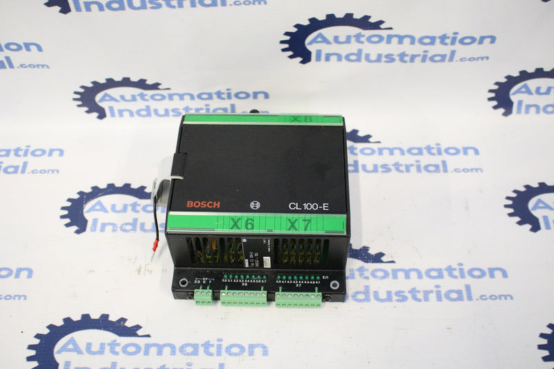 Bosch  CL 100-E Used Expansion Module