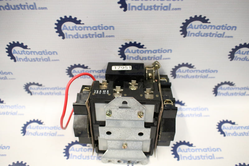 General Electric Contactor CR305C0 With Additional Components