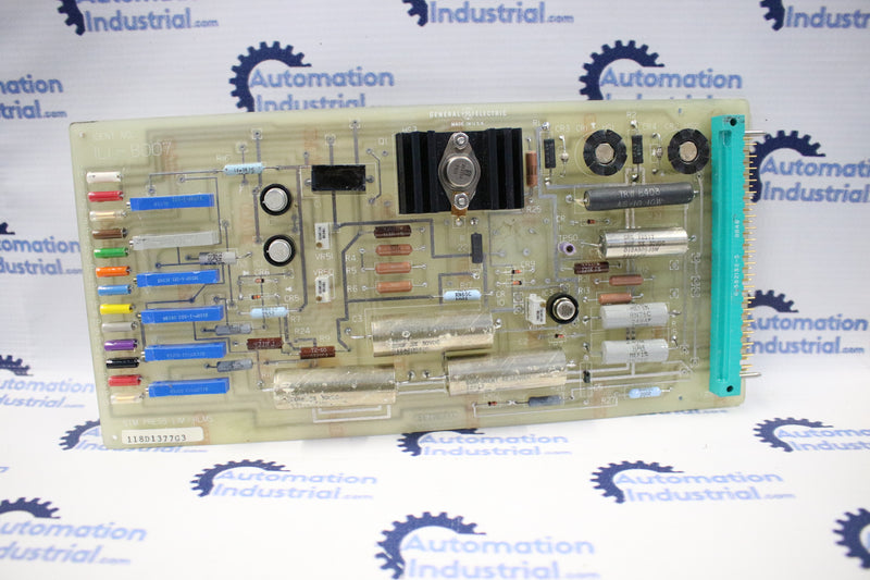 General Electric 118D1377G3 Circuit Board