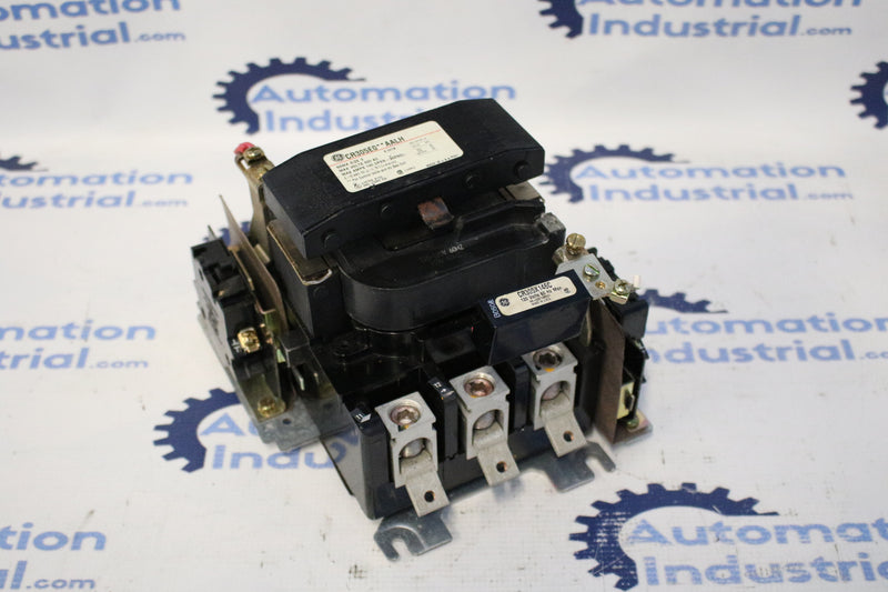 General Electric CR305E0**AALH Size 3 Contactor