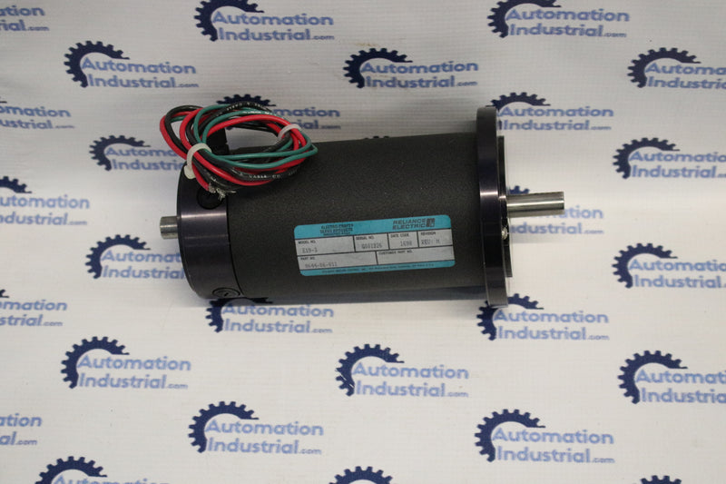 Reliance Electric 0644-06-011 E19-3 Servo Motor