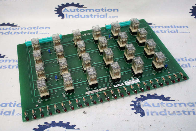 General Electric 989E500-G01 Relay Panel Board No. 2