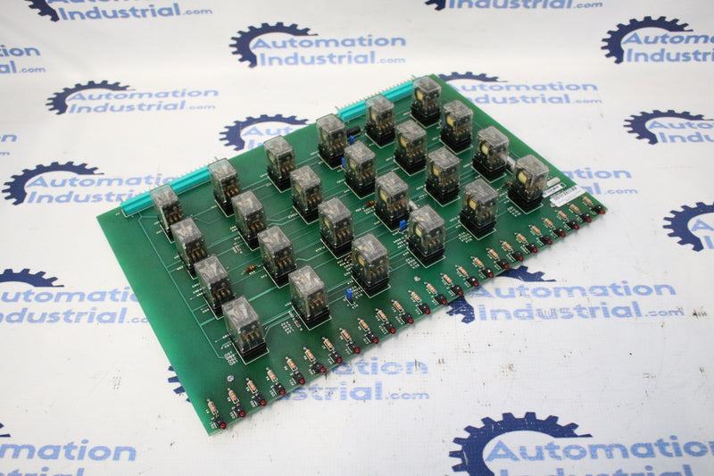 General Electric 989E186-G01 Relay Panel Board No. 1
