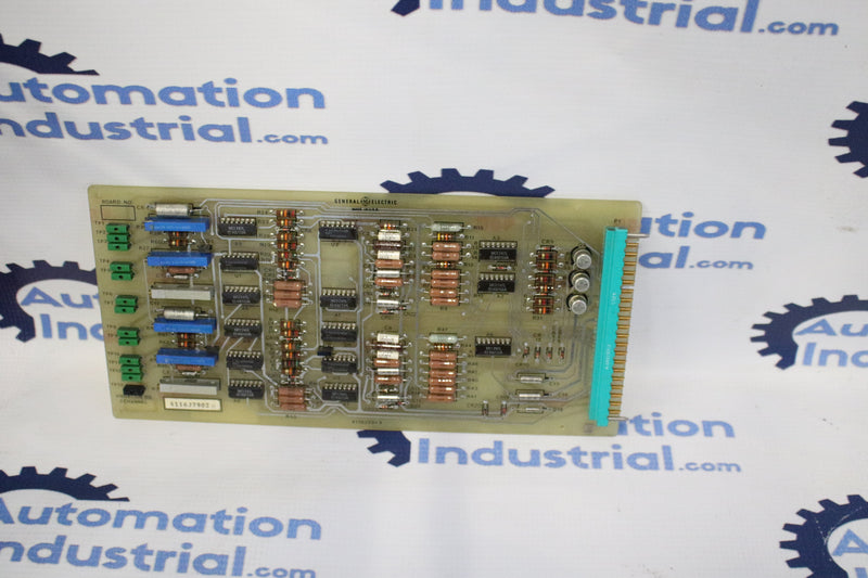 General Electric 4116J79 4116J79-G02 Circuit Board