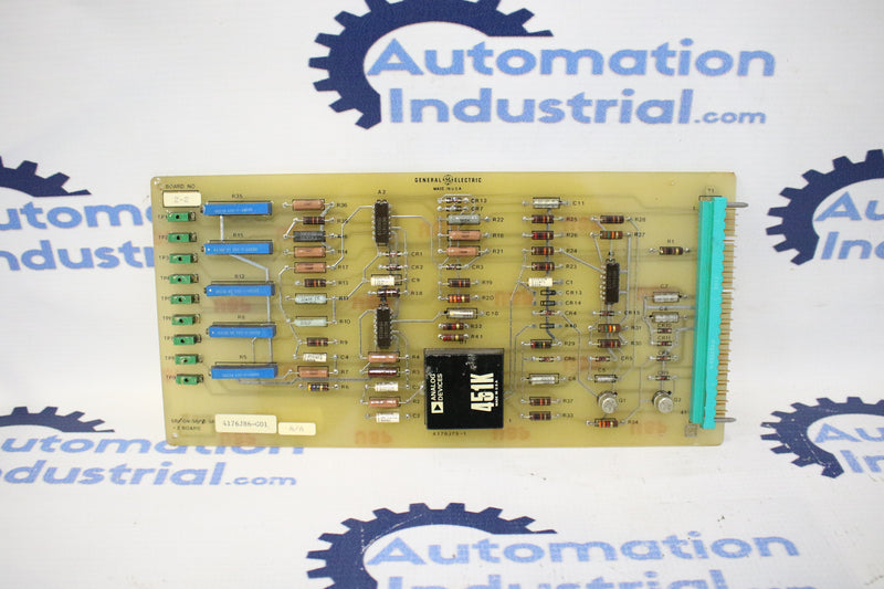 General Electric 4176J86 4176J86-G01 PC Board